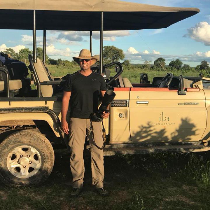 Wildlife Fotografie Afrika