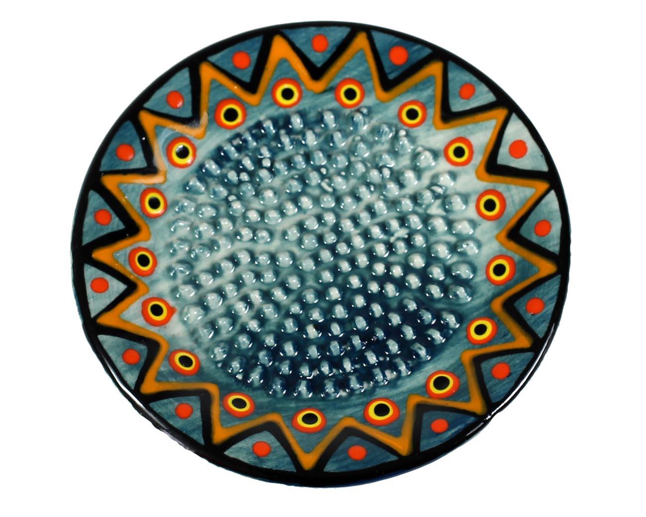 Keramikreibe - Türkiser Ozean C