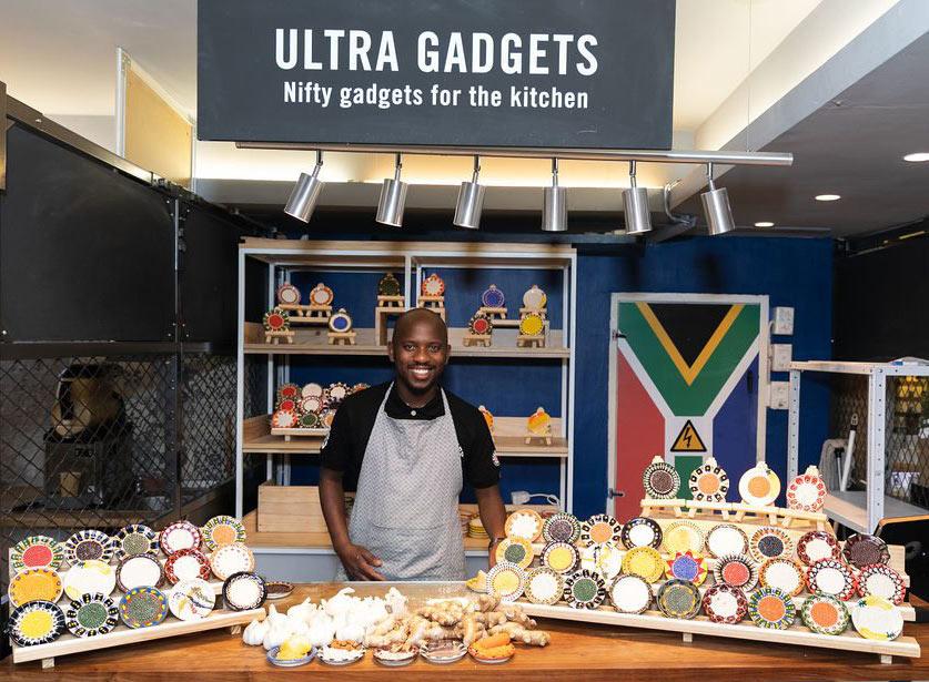 Keramikreiben von Ultra Gadgets aus Kapstadt