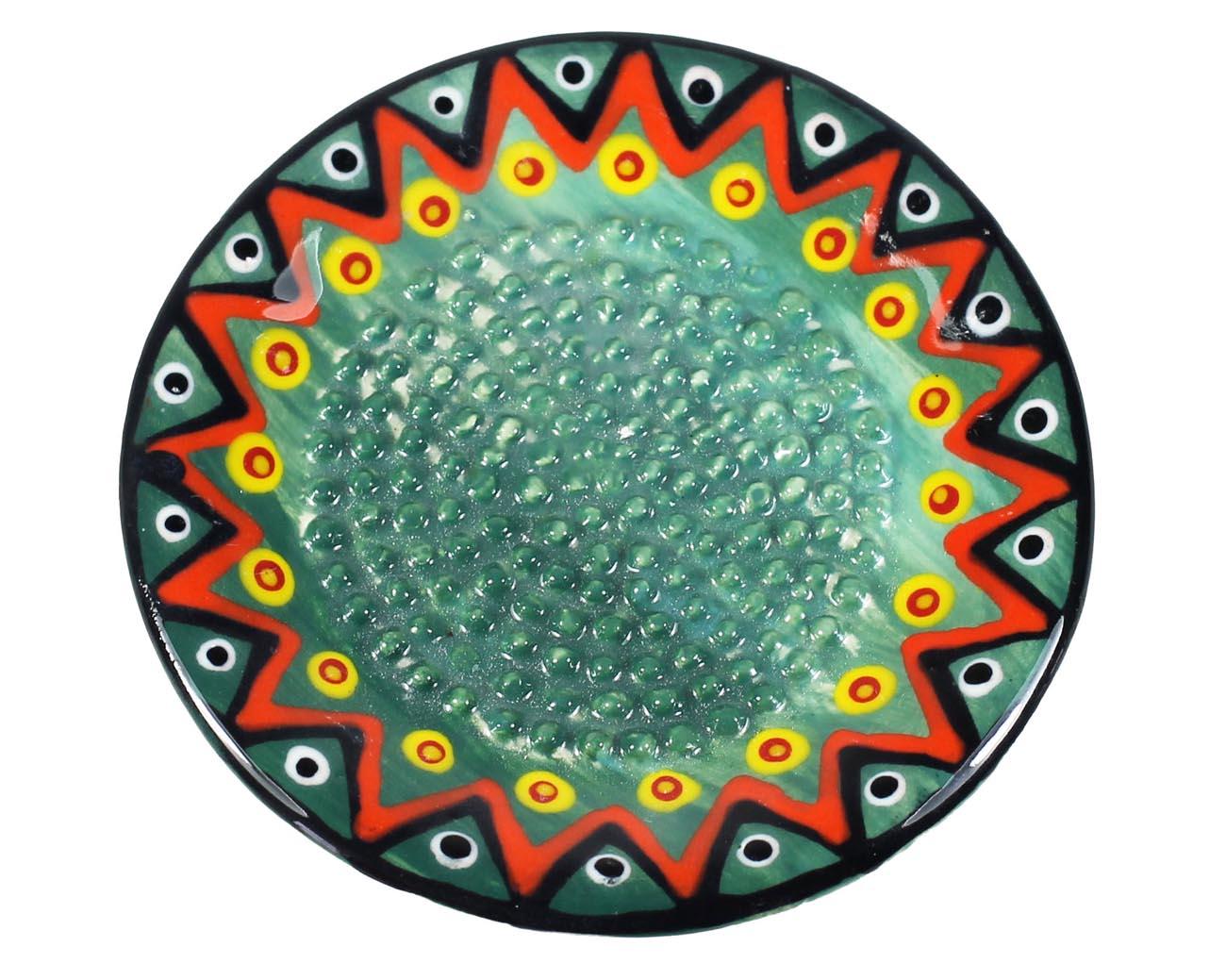 Keramikreibe - Türkiser Ozean B