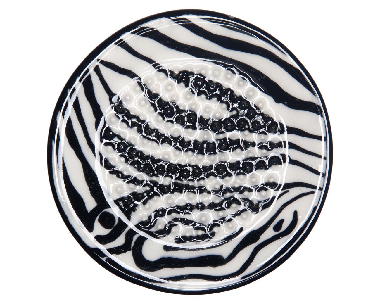 Keramikreibe - Zebra